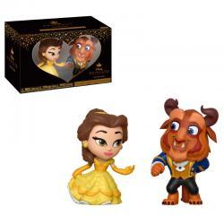 Figuras Vinyl Disney La Bella y la Bestia Bella & Bestia - Imagen 1