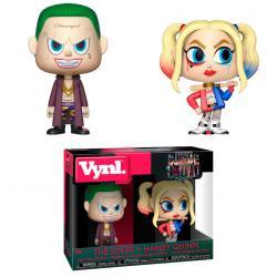 Figuras vynl DC Suicide Squad The Joker & Harley Quinn - Imagen 1