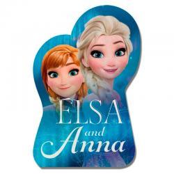 Toalla forma Frozen Disney - Imagen 1