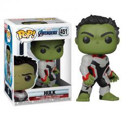 Figura POP Marvel Avengers Endgame Hulk - Imagen 1