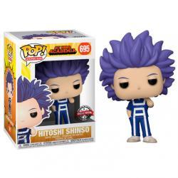 Figura POP My Hero Academia Hitoshi Shinsho Exclusive - Imagen 1