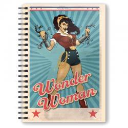 Cuaderno A5 Wonder Woman DC Comics - Imagen 1