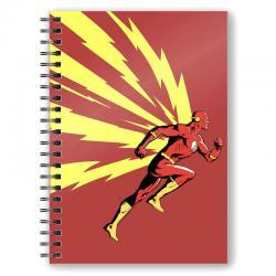 Cuaderno A5 Flash DC Comics - Imagen 1