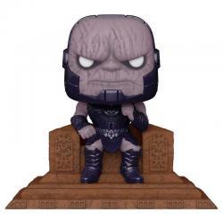 Figura POP DC Comics Zack Snyder Justice League Darkseid on Throne - Imagen 1