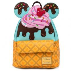 Mochila Ice Cream Mickey Minnie Disney Loungefly - Imagen 1