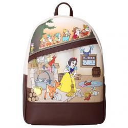 Mochila Blancanieves Disney Loungelfy - Imagen 1