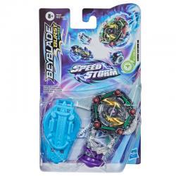 Lanzador Curse Satomb S6 Beyblade Burst Speedstorm - Imagen 1