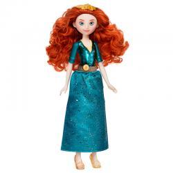 Muñeca Brillo Real Merida Brave Disney - Imagen 1