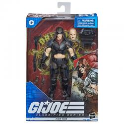 Figura Zartan G.I. Joe Classified Series 15cm - Imagen 1