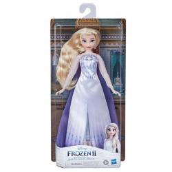 Muñeca Reina Elsa Frozen 2 Disney - Imagen 1