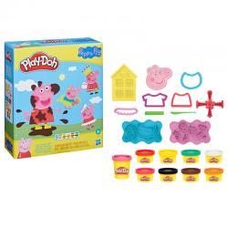 Peppa Pig Crea y Diseña Play-Doh - Imagen 1