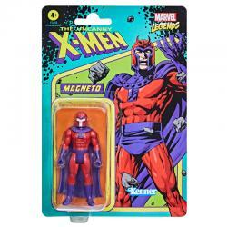 Figura Retro Magneto X-Men Marvel 9,5cm - Imagen 1