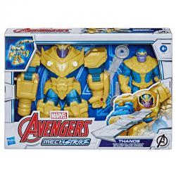 Figura Thanos Vengadores Avengers Marvel 17cm - Imagen 1