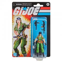 Figura Retro Lady Jaye G.I. Joe 9,5cm - Imagen 1