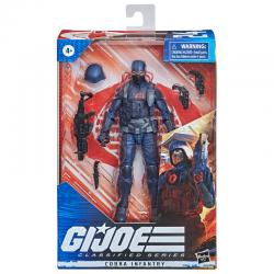 Figura Cobra Infantry G.I. Joe Classified Series 15cm - Imagen 1