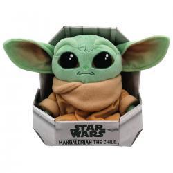 Peluche The Child Baby Yoda The Mandalorian Star Wars 25cm - Imagen 1