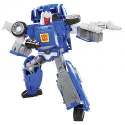 Figura WFC-K26 Autobot Tracks Transformers Generations War for Cybertron: Kingdom 13,5cm - Imagen 1