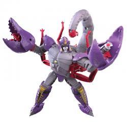 Figura WFC-K23 Predacon Scorponok Transformers Generations War for Cybertron: Kingdom 13,5cm - Imagen 1