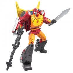 igura WFC-K29 Rodimus Prime Transformers Generations War for Cybertron: Kingdom 19cm - Imagen 1