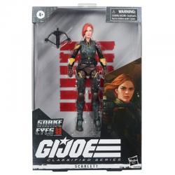 Figura Scarlett 20 G.I. Joe Classified Series - Snake Eyes: G.I. Joe Origins 15cm - Imagen 1