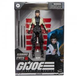 Figura Akiko 18 G.I. Joe Classified Series - Snake Eyes: G.I. Joe Origins 15cm - Imagen 1