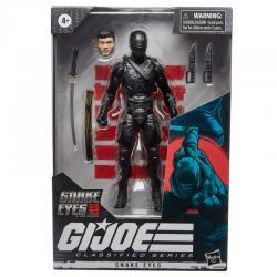 Figura Snake Eyes 16 G.I. Joe Classified Series - Snake Eyes: G.I. Joe Origins 15cm - Imagen 1