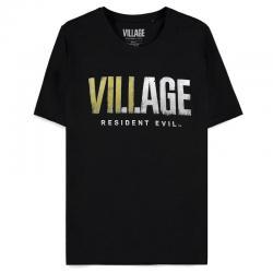 Camiseta Village Logo Resident Evil - Imagen 1