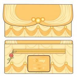 Cartera Bella La Bella y la Bestia Disney Loungefly - Imagen 1