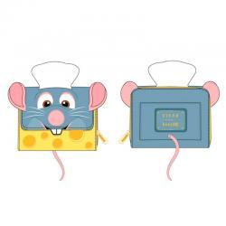 Cartera Remy Ratatouille Disney Pixar Loungefly - Imagen 1