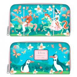 Cartera Jolly Holiday Mary Poppins Disney Loungefly - Imagen 1