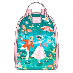 Mochila Jolly Holiday Mary Poppins Disney Loungefly 28cm - Imagen 1