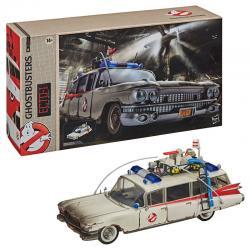 Coche ECTO-1 Plasma series Cazafantasmas Ghostbusters - Imagen 1