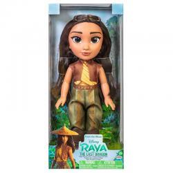 Muñeca Raya - Raya y el Ultimo Dragon Disney 38cm - Imagen 1