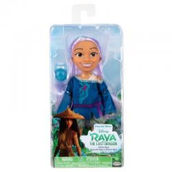 Muñeca Sisu Raya y el Ultimo Dragon Disney 15cm - Imagen 1