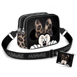 Bolso + monedero Classy Minnie Disney - Imagen 1