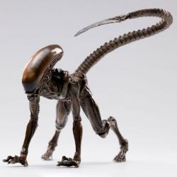 Figura Exquisite Mini Dog Alien Look Up Alien 3 10cm - Imagen 1