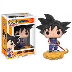 Figura Vinyl POP! Dragon Ball Z Goku y Nimbus - Imagen 1