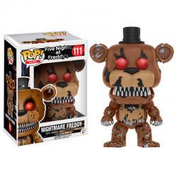 Figura POP Five Nights at Freddys Nightmare Freddy - Imagen 1
