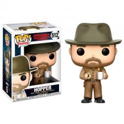 Figura POP Stranger Things Hopper - Imagen 1