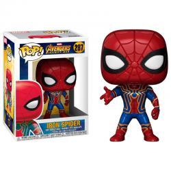 Figura POP Marvel Avengers Infinity War Iron Spider - Imagen 1