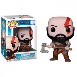 Figura POP God of War Kratos - Imagen 1