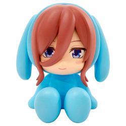 Figura Chocot Miku Nakano The Quintessential Quintuplets 7cm - Imagen 1
