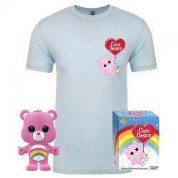 Set figura POP & Tee Care Bears Cheer Bear - Imagen 1