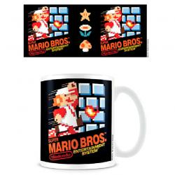 Taza Portada NES Super Mario Nintendo - Imagen 1