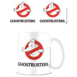 Taza Logo Cazafantasmas Ghostbusters - Imagen 1