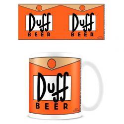 Taza Duff Beer The Simpsons - Imagen 1
