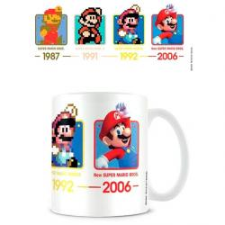 Taza Dates Super Mario Nintendo - Imagen 1
