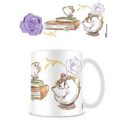Beauty and the Beast - Chip Enchanted Coffee Mug 315m - Imagen 1