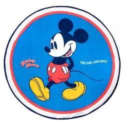 Toalla redonda Mickey Disney microfibra - Imagen 1