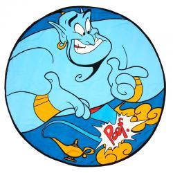 Toalla redonda Aladdin Disney microfibra - Imagen 1